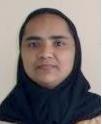 Zeenath N K